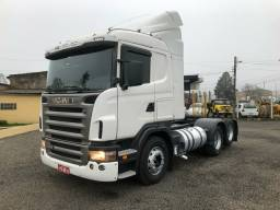 Scania R420 6x2