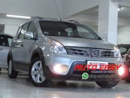 Nissan Livina SL 1.6 16v C/Couro!