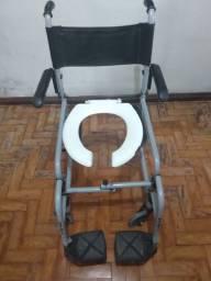 Cadeira de roda Banho