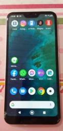 Vendo ou Troco Xiaomi 32 GB com Biometria
