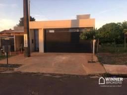 Casa com 2 dormitórios à venda, 56 m² por R$ 205.000 - Jardim Curitiba - Goioerê/Paraná