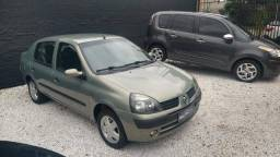 CLIO 2004/2004 1.6 PRIVILÉGE SEDAN 16V GASOLINA 4P MANUAL