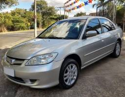 HONDA Civic 1.7 16V 4P LX