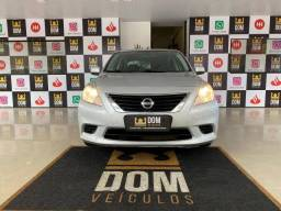NISSAN VERSA 2013/2013 1.6 16V FLEX SL 4P MANUAL