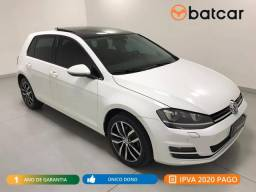 GOLF 2014/2014 1.4 TSI HIGHLINE 16V GASOLINA 4P AUTOMÁTICO