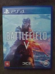 Jogo Battlefield 5 e Call of duty Black ops 4 por 80 reais
