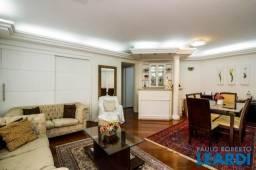 Apartamento à venda com 3 dormitórios em Indianópolis, São paulo cod:522050