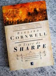 Livro O tigre de Sharpe Bernard Cornwell