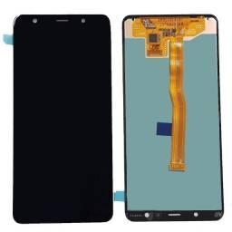 Display Completo / Tela Para Samsung A7 2018 já instalada