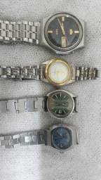 Relógios oriento automático