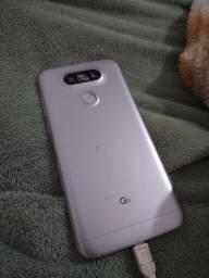 32 gigas 6 polegadas LG G5 lindo.