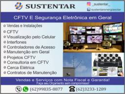 CFTV e Segurança Eletrônica - Tenha mais segurança!