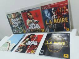Rockstar Games Playstation 3
