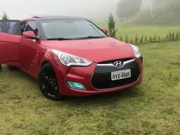 Hiunday veloster 2013 vermelho exclusivo! Carro de Aracruz