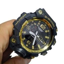 Relógio G-Shok Mudmaster Gold/ Frete Grátis