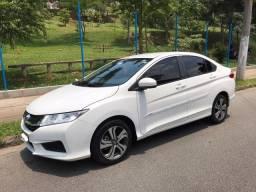 Honda City 1.5 LX 16V Flex 4P - CVT ( Única Dona )
