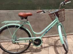Bicicleta retro aro 26 monark brisa caloi antiga decada 80