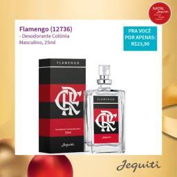 Promoção Perfumes oficiais Times Brasileirão