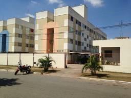 Aluguel apartamento 2/4 - Cond. Res. Solar Golden Sitio Santa Luzia