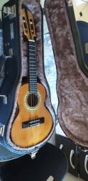 Cavaco de Faia com tampo de abeto Canadense Luthier Rogério Santos