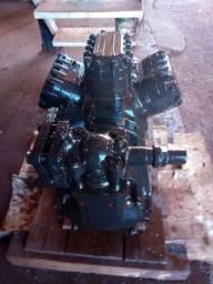 Compressor Semi Hermetico !