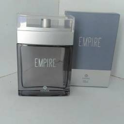 Perfume Masculino Empire  Oriental Amadeirado +  Gel Seca Barriga Redutor De Medidas