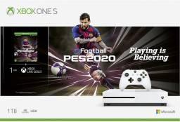 Xbox one s lacrado por ps4 (novo ou semi novo)
