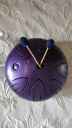 Instrumento Percussão Hang Drum Disco Soador