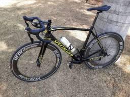 Speed Specialized tarmac carbon sport sl4 tamanho 56