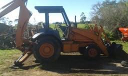 Vendo Retroescavadeira Case 580L 4x4