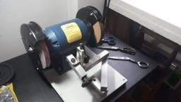 Máquina Afiadora de Tesouras Afiatech Nova