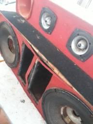 Vendo caixa de som de carro