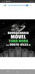 Borracharia  móvel 24 h