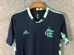Camisa Oficial Flamengo Goleiro 2020/21