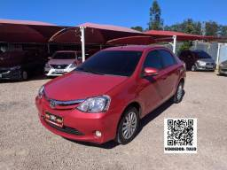 Toyota Etios Sedan 1.5 XLS Flex - 2015
