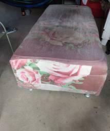 Cama box  confortável
