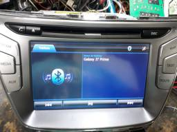Central multimídia original Hyundai   elantra