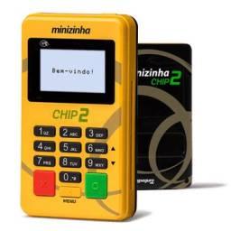 Seja um revendedor de maquininhas da PagSeguro - Minizinha Chip2 ( Atacado)