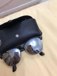 Óculos original ray ban! Usado apenas 3 VEZES!!!!
