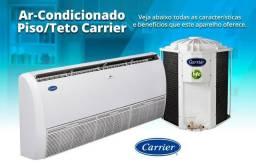 Ar Split Carrier 36000 BTUs + Garantia + Aceito Cartão