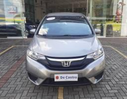 Honda Fit LX 1.5 automático 42.000 km 2016