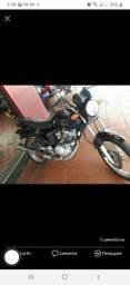 Moto 150 papel puxado