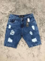 Bermuda Jeans, adulto