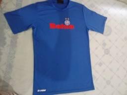 Título do anúncio: 2 camisas do E . C Bahia tamanho P