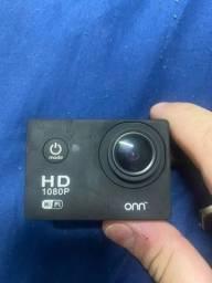 Câmera de Ação Onn