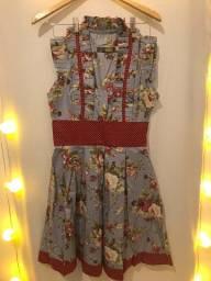 Vestido florido (Adulto)