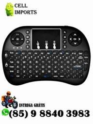 Título do anúncio: Mini Teclado Bluetooth Led /Entrega Grátis