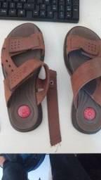Sandália couro Itapuã 39