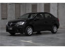 Título do anúncio: Renault Logan 2021 1.0 12v sce flex zen manual