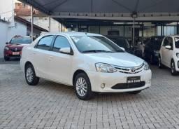 Toyota Etios XLS Sedan 1.5 2015, completo, câmbio manual, ótimo estado!